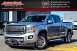 2016 GMC Canyon SLT 4WD DrvrAlert,BedPrtctPkgs Nav Bose Tow AppleCarplay ACC 18Alloys  in Thornhill, Ontario
