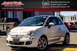 2014 Fiat 500 Sport Sunroof Bluetooth Keyless_Entry Clean CarProof 16Alloys in Thornhill, Ontario