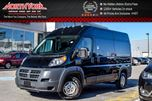 2016 Ram Promaster HighRoof 3-Seater Backup Cam Bluetooth Sat Radio in Thornhill, Ontario