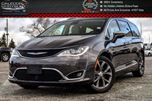 2017 Chrysler Pacifica Limited Navi DVD Pano Sunroof Advance Safetac Group Backup Cam 20Alloy in Bolton, Ontario
