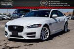 2016 Jaguar XF R-Sport AWD Navi Sunroof Backup Cam Bluetooth Leather Keyless Go 19Alloy Rims in Bolton, Ontario