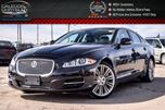 2013 Jaguar XJ Series XJ Supercharged AWD Navi Pano Sunroof Backup Cam Bluetooth Leather 20Alloy Rima in Bolton, Ontario