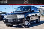 2009 Land Rover Range Rover SC 4x4 Navi Sunroof Backup Cam Bluetooth Leather 20Alloy Rims in Bolton, Ontario
