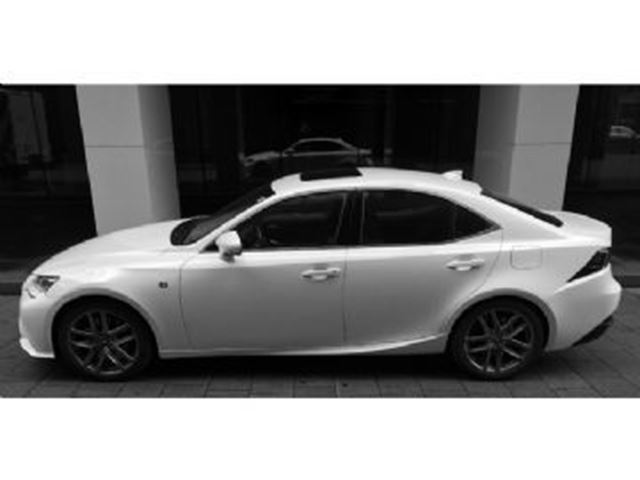 2016 lexus is 300 4dr sdn awd f sport series ii mississauga ontario used car for sale 2732349. Black Bedroom Furniture Sets. Home Design Ideas