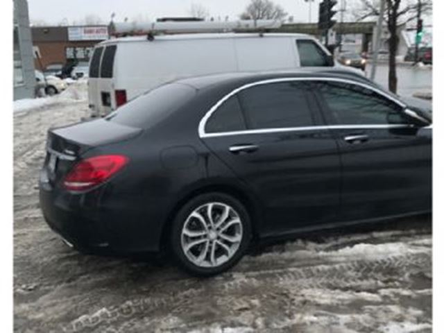 2015 mercedes benz c class c400 4matic premium amg sport for Mercedes benz used car lease
