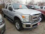 2012 Ford F-250 XLT 4X4 CREW CAB - GAS in Mississauga, Ontario