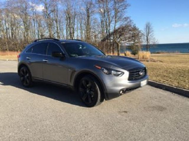 2016 infiniti qx70 awd 4dr sport mississauga ontario used car for sale 2732376. Black Bedroom Furniture Sets. Home Design Ideas