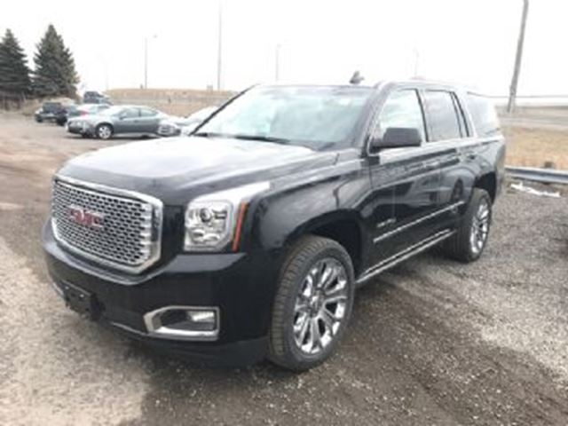 2017 gmc yukon gmc yukon denali 4x4 mississauga ontario used car for sale 2732388. Black Bedroom Furniture Sets. Home Design Ideas