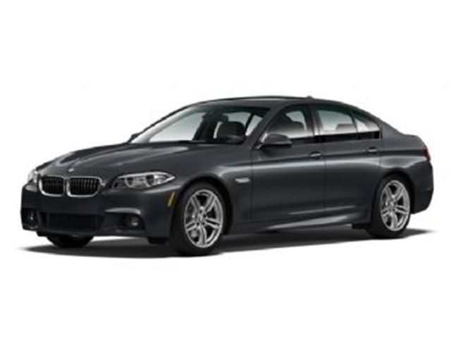 2016 BMW 5 Series 535i xDrive in Mississauga, Ontario
