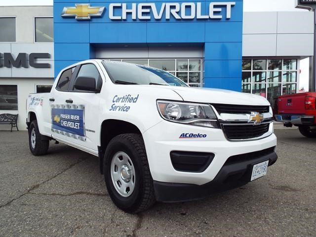 2016 Chevrolet Colorado 4WD WT in Quesnel, British Columbia