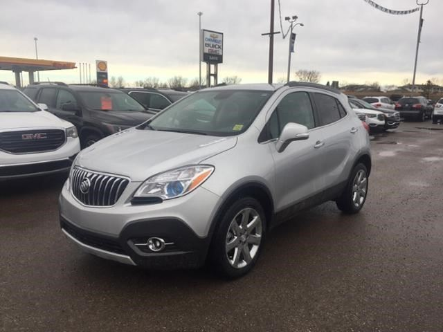 2016 BUICK ENCORE Leather in Airdrie, Alberta