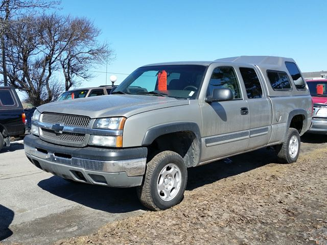 2003 chevrolet silverado 1500 4x4 beige auto choice 417 inc wheels. Cars Review. Best American Auto & Cars Review