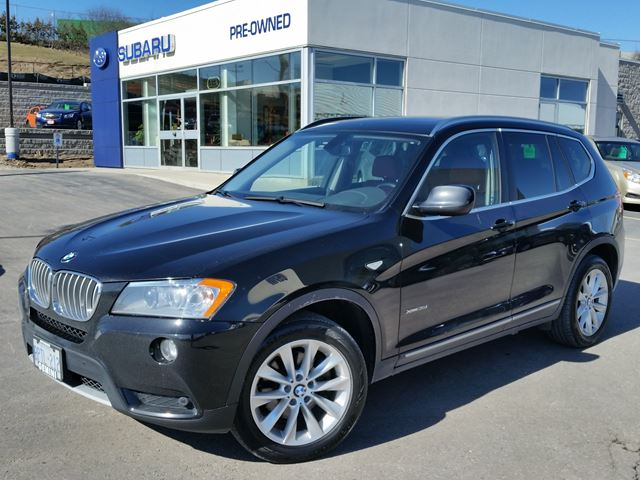 2013 bmw x3 35i awd kitchener ontario used car for sale 2733522. Black Bedroom Furniture Sets. Home Design Ideas