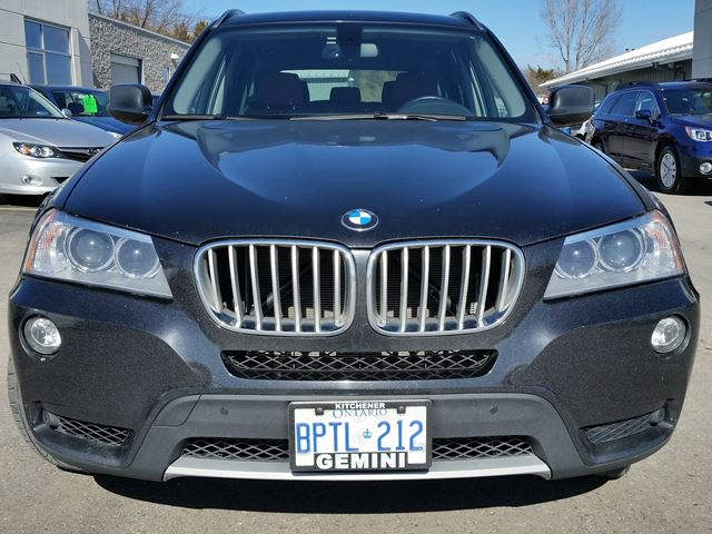 2013 bmw x3 35i awd kitchener ontario used car for sale. Black Bedroom Furniture Sets. Home Design Ideas