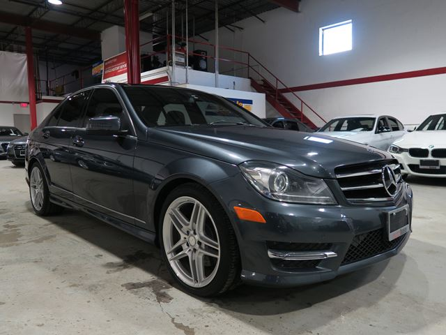 2014 mercedes benz c class c350 4matic navigation for Mercedes benz assist