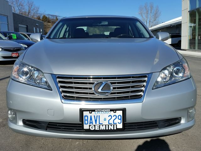 2011 lexus es 350 kitchener ontario used car for sale. Black Bedroom Furniture Sets. Home Design Ideas