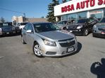 2012 Chevrolet Cruze 4dr Sdn LT AUTO SAFETY ETEST NO ACCIDENT REMOTE ST in Oakville, Ontario