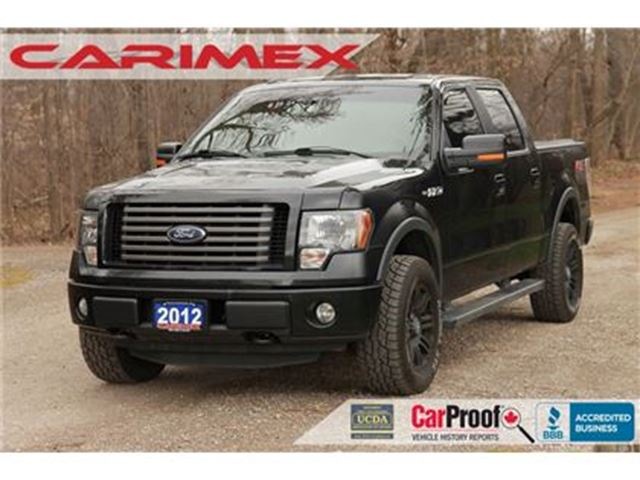 2012 Ford F-150 FX4 in Kitchener, Ontario