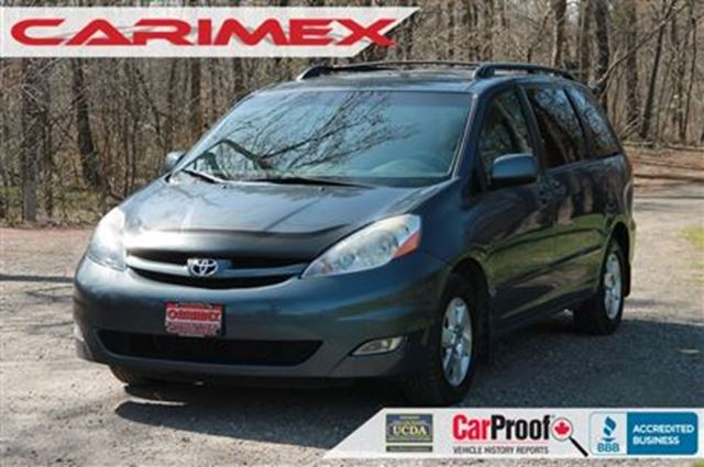 2010 TOYOTA Sienna LE 7 Passenger   Accident-FREE   CERTIFIED + E-Tes in Kitchener, Ontario