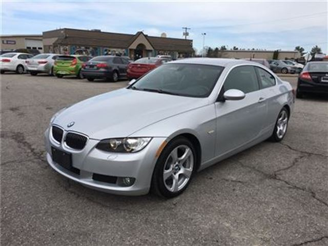 2007 BMW 3 SERIES 328i/ BLUETOOTH/ HEATED SEATS/ LEATHER in Fonthill, Ontario