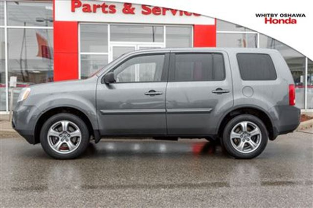 2013 honda pilot lx a5 whitby ontario used car for sale 2732725. Black Bedroom Furniture Sets. Home Design Ideas