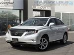 2012 Lexus RX 350 ** Navigation ** Back up Camera ** in Toronto, Ontario