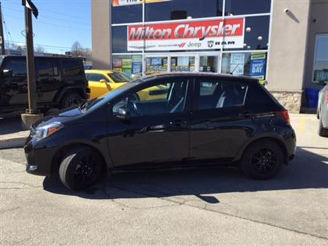 2015 Toyota Yaris Le Milton Ontario Used Car For Sale