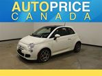 2014 Fiat 500 Sport PANORAMIC ROOF ALLOYS in Mississauga, Ontario