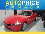 2013 BMW Z4 S-DRIVE NAVIGATION SPORT PADDLE SHIFT in Mississauga, Ontario
