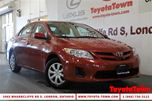 2013 Toyota Corolla SINGLE OWNER LOW MILEAGE in London, Ontario