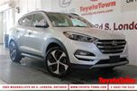 2017 Hyundai Tucson AWD SE 1.6 TURBO LEATHER MOONROOF BLIND SPOT MONIT in London, Ontario