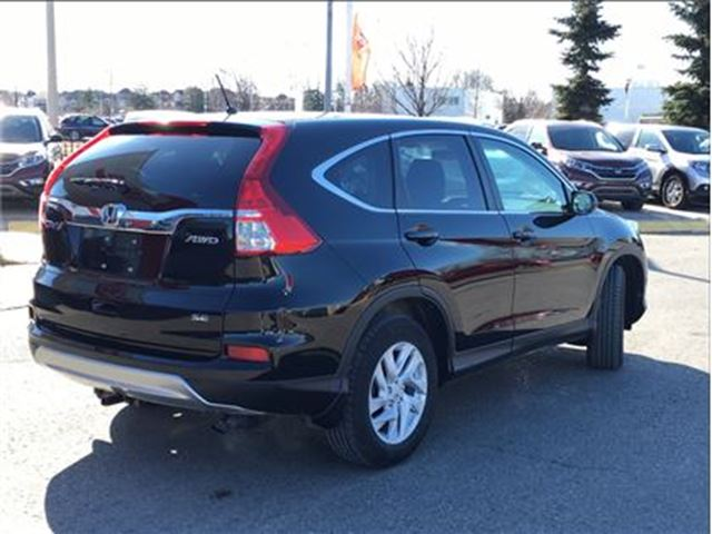 2016 honda cr v se awd markham ontario used car for for 2016 honda cr v se