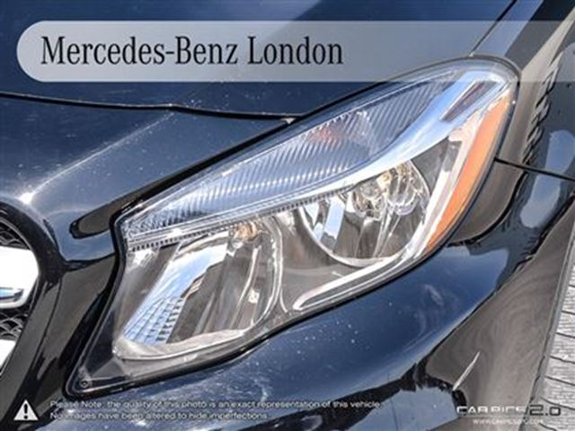 2015 mercedes benz gla250 suv 4matic navigation london for Mercedes benz london ontario