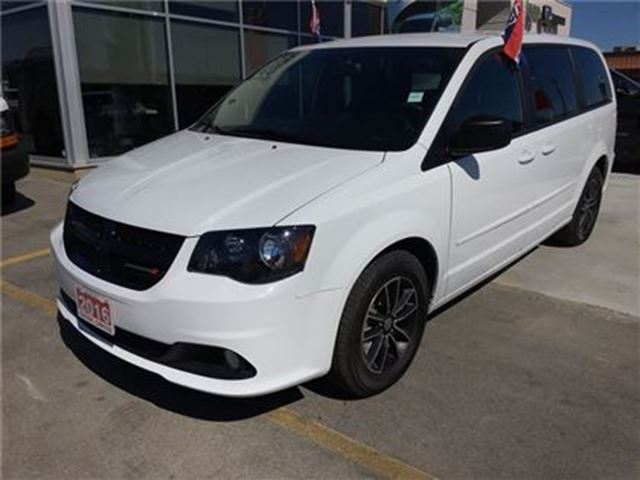 2016 dodge grand caravan sxt burlington ontario used car for sale. Cars Review. Best American Auto & Cars Review