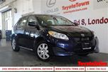 2014 Toyota Matrix SINGLE OWNER in London, Ontario