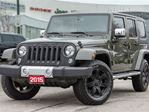 2015 Jeep Wrangler Unlimited Sahara in Mississauga, Ontario