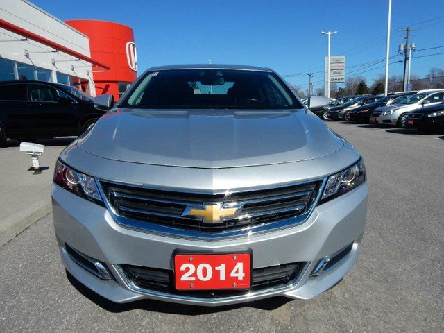 2014 chevrolet impala 2lt 4dr sedan leather nice rims. Black Bedroom Furniture Sets. Home Design Ideas
