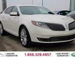 2013 Lincoln MKS EcoBoost - Local One Owner Trade In | No Accidents | Navigation | Back Up Camera | Parking Sensors | Dual Sunroof | Factory Remote Starter | Adaptive Cruise Control | Heated/Cooled Front Seats | Heated Rear Seats | Heated Steering Wheel | Bluetooth | in Edmonton, Alberta