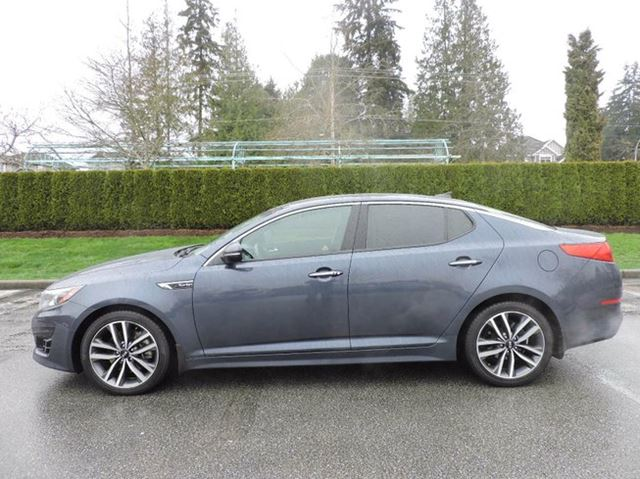 2014 kia optima sx turbo surrey british columbia used car for sale 2732537. Black Bedroom Furniture Sets. Home Design Ideas