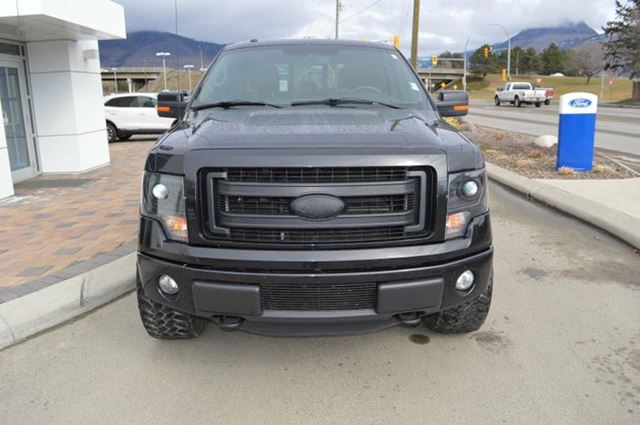 2014 ford f 150 fx4 4x4 supercrew cab 6 5 ft box 157 in wb kamloops british columbia used. Black Bedroom Furniture Sets. Home Design Ideas