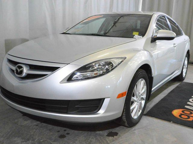2013 MAZDA MAZDA6 GS-I4 in Red Deer, Alberta