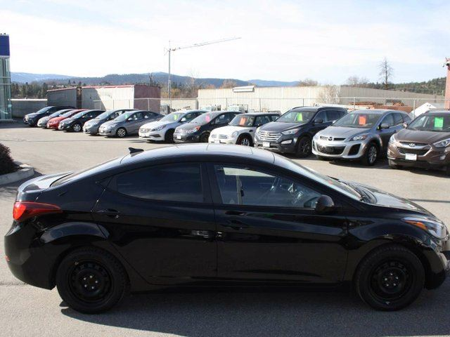 2016 hyundai elantra gls 4dr sedan kelowna british columbia used car for sale 2732876. Black Bedroom Furniture Sets. Home Design Ideas