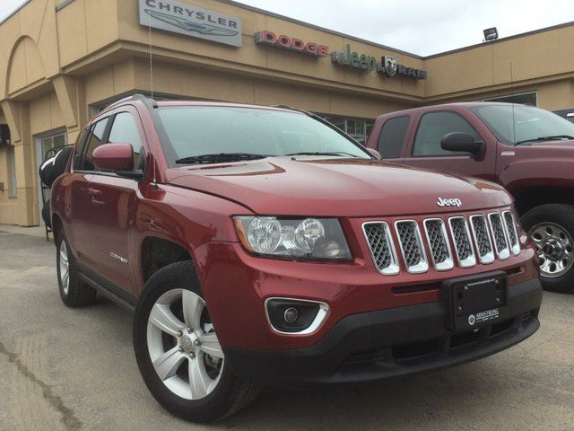 2016 jeep compass sport huntsville ontario used car for. Black Bedroom Furniture Sets. Home Design Ideas