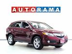 2013 Acura RDX TECH PKG NAVI BACKUP CAM LEATHER ROOF AWD in North York, Ontario
