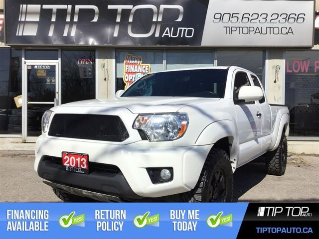 2013 Toyota Tacoma TRD ** 4X4, Bluetooth, Backup Camera ** in Bowmanville, Ontario