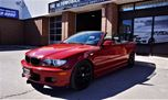 2006 BMW 3 Series 330 Ci 330Ci M PKG ZHP CABRIOLET CONVERTIBLE NO ACCIDE in Mississauga, Ontario