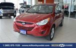 2013 Hyundai Tucson GL GL | HEATED SEATS | BLUETOOTH in Milton, Ontario