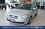 2010 Hyundai Accent 3DOOR HATCH | GL | A/C in Milton, Ontario