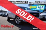 2014 GMC Acadia SLE2/1-OWNER/ACCIDENT-FREE/HEATED SEATS/REAR CAM/P in Milton, Ontario