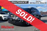 2015 Chevrolet Traverse LT 1LT/1-OWNER/ACCIDENT-FREE/HEATED SEATS/REMOTE S in Milton, Ontario